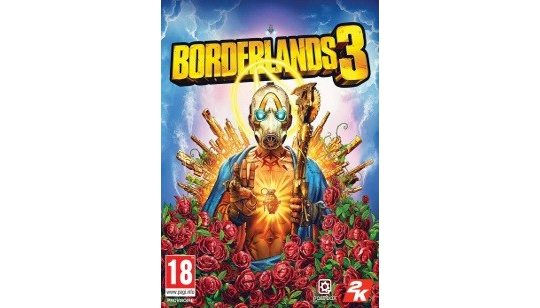 Borderlands 3 cover