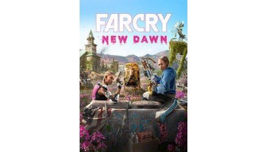 Far Cry New Dawn cover
