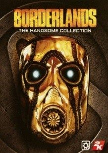 Borderlands: The Handsome Collection cover