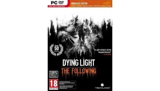 Dying Light: The Following - Enhanced Edition cover