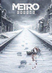 Metro: Exodus cover