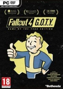 Fallout 4 GOTY Edition cover