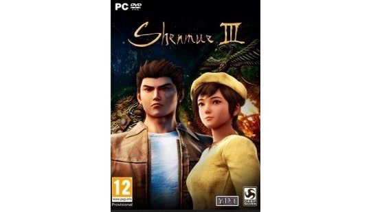 Shenmue III cover