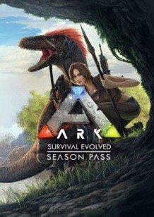 ARK DLC Survival Evolved Season Pass cover