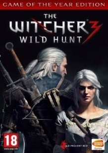 The Witcher 3: Wild Hunt GOTY cover
