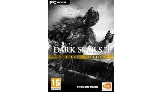 Dark Souls 3 Deluxe Edition cover