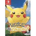 Pokémon: Let's Go Pikachu! Switch