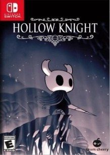 Hollow Knight Switch cover
