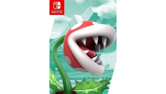 Super Smash Bros DLC Ultimate Plante Piranha Switch cover