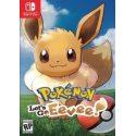 Pokémon: Let's Go Eevee! Switch