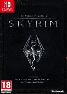 The Elder Scrolls V: Skyrim Switch cover