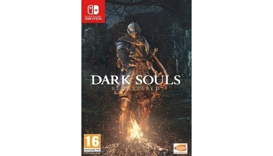 Dark Souls 1 Remastered Switch cover