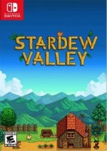 Stardew Valley Switch cover