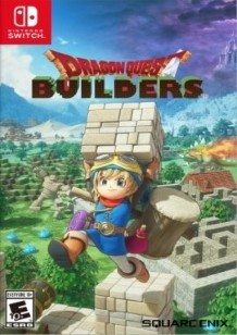 Dragon Quest Builders Switch cover