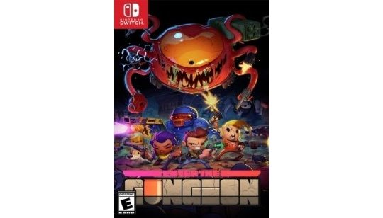 Enter The Gungeon Switch cover