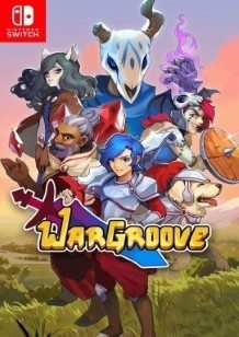 Wargroove Switch cover