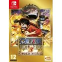 One Piece: Pirate Warriors 3 Deluxe Edition Switch