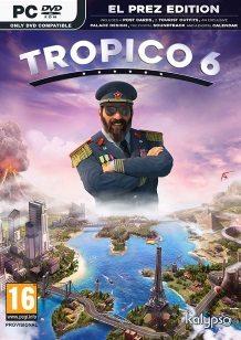Tropico 6 El Prez Edition cover