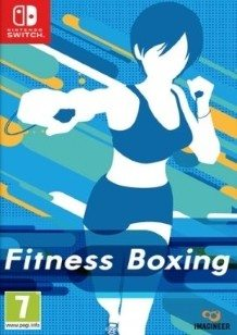 Fitness Boxing Switch cover