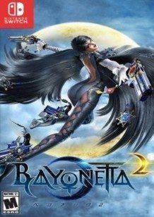 Bayonetta 2 Switch cover