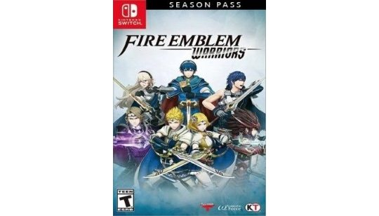 Fire Emblem Warriors: Season Pass Switch cover