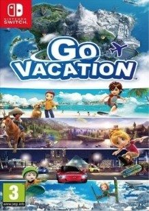 Go Vacation Switch cover