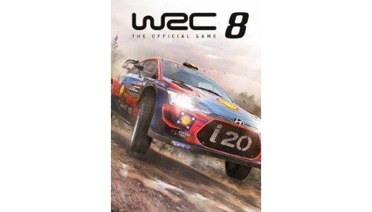 WRC 8 FIA World Rally Championship cover