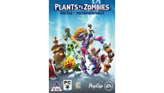 Plants vs Zombies Battle for Neighborville cover