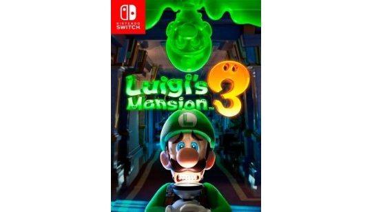 Luigi's Mansion 3 cover