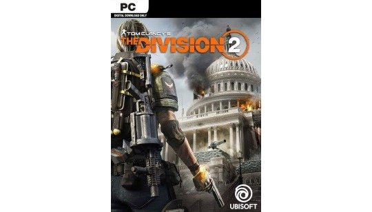 Tom Clancy's The Division 2 cover