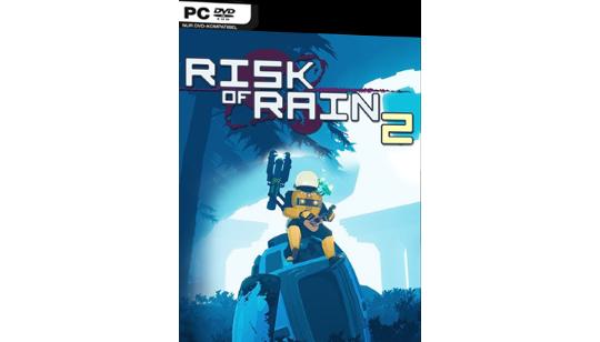 Risk of Rain 2 cover
