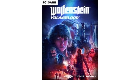 Wolfenstein: Youngblood Deluxe cover