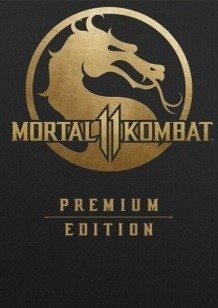Mortal Kombat 11 Premium Edition cover