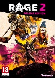 RAGE 2 Deluxe Edition cover