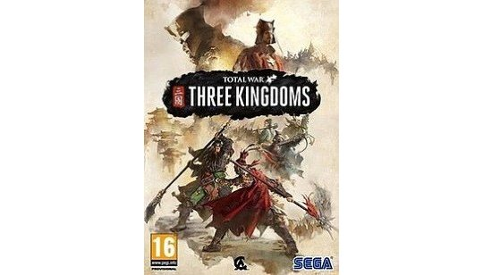 Total War: THREE KINGDOMS cover