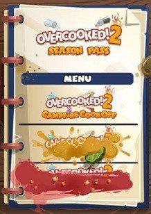 Overcooked! 2 DLC Season Pass cover