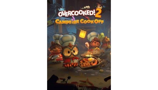 Overcooked! 2 DLC Campfire Cook Off cover