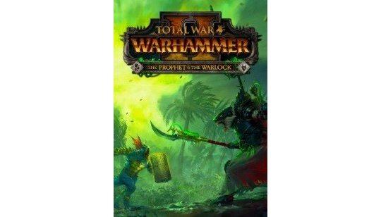 Total War: WARHAMMER II DLC The Prophet & the Warlock cover