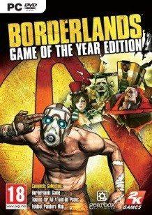 Borderlands GOTY Enhanced cover