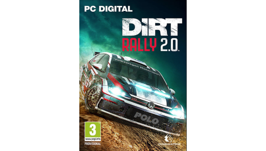 DiRT Rally 2.0 cover