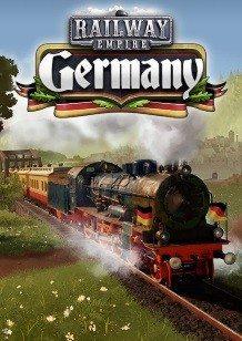 Railway Empire DLC Germany cover