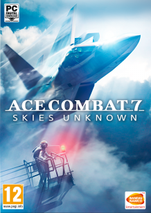 Ace Combat 7 Skies Unknown Deluxe Edition cover