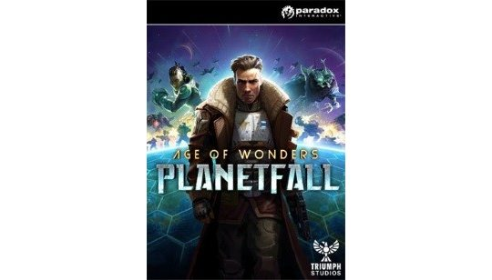 Age of Wonders: Planetfall cover