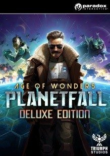 Age of Wonders: Planetfall Deluxe Edition cover