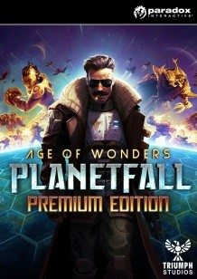Age of Wonders: Planetfall Premium Edition cover