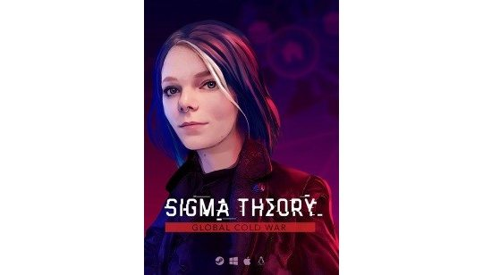 Sigma Theory: Global Cold War cover
