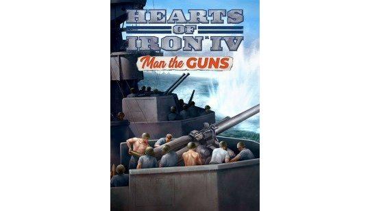 Hearts of Iron IV DLC Man The Guns cover