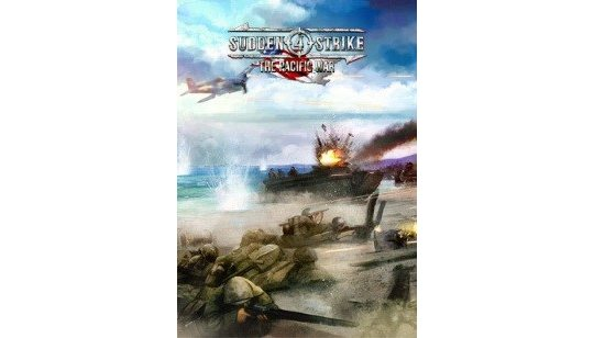 Sudden Strike 4 DLC The Pacific War cover