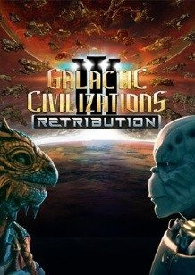 Galactic Civilizations III DLC Retribution cover