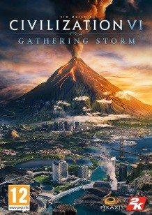 Sid Meier's Civilization VI Gathering Storm cover